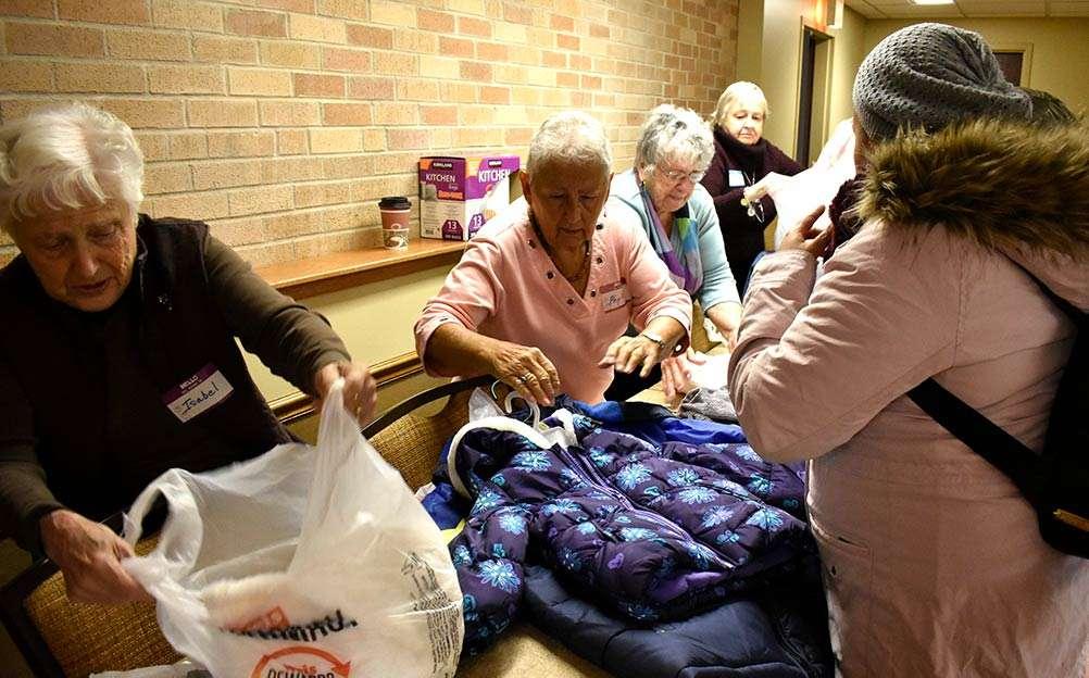 'Children's Coat Giveaway' at St. Francis, Allentown