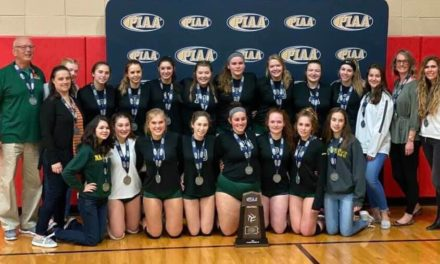 Nativity Girls' Volleyball Places as State Runner-Up