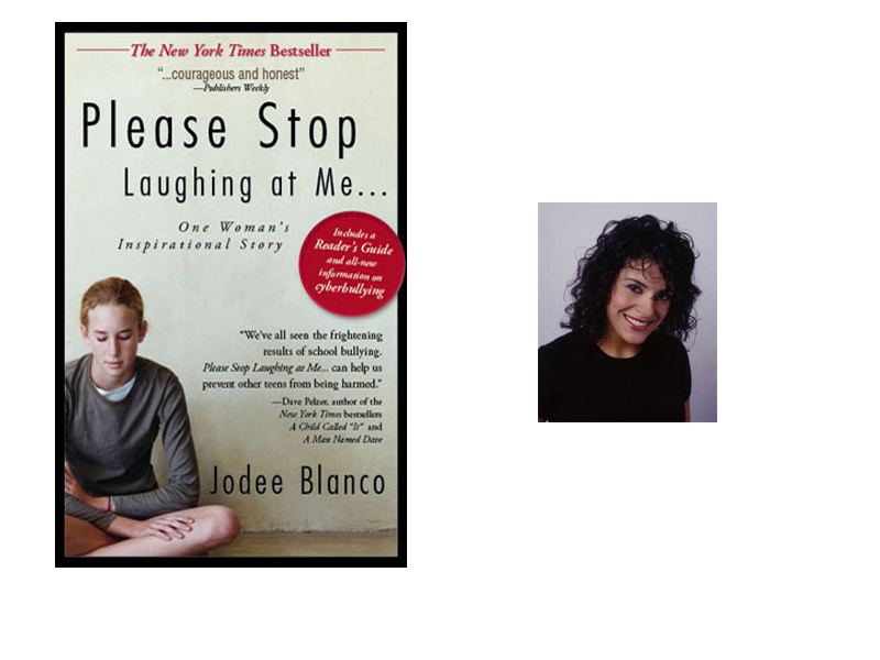 Nationally Known Speaker, Author, to Offer Public Programs on Bullying
