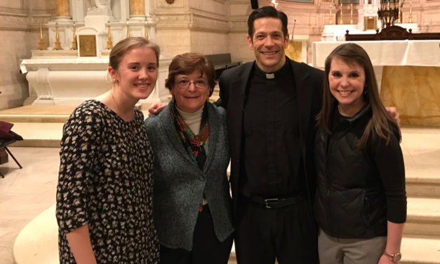 Father Mike Schmitz: Evangelization is about telling stories