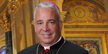 Bishop Schlert's Statement on New Archbishop of Philadelphia