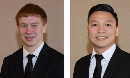 Two New Seminarians for the Diocese of Allentown