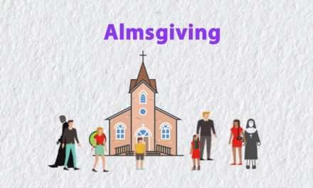 Almsgiving – a pillar of Lent