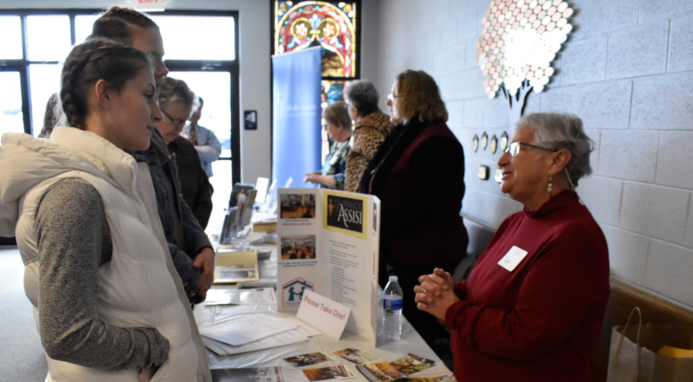 Diocese women work together to share the Light of Christ