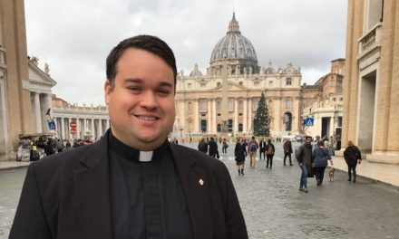 Diocesan Priest Saw Coronavirus Impacts in Italy Firsthand