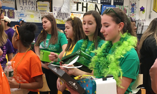 Students Raise Thousands for Kids with Cancer