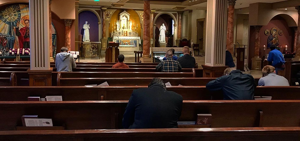 What Will it Be Like When We Are Able to Go to Mass? Here are Some Details