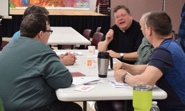 Security workshops aim to keep parishioners protected and safe