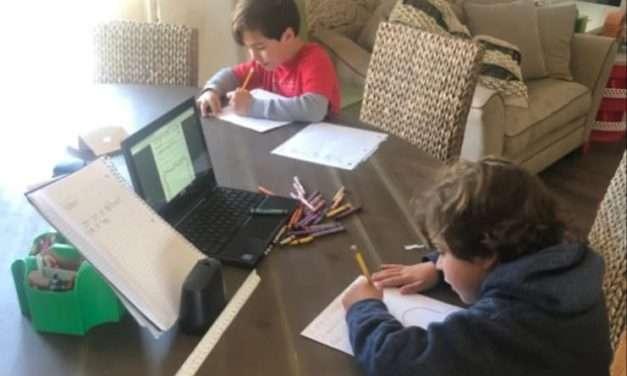 School Bells Ring Online Around Diocese