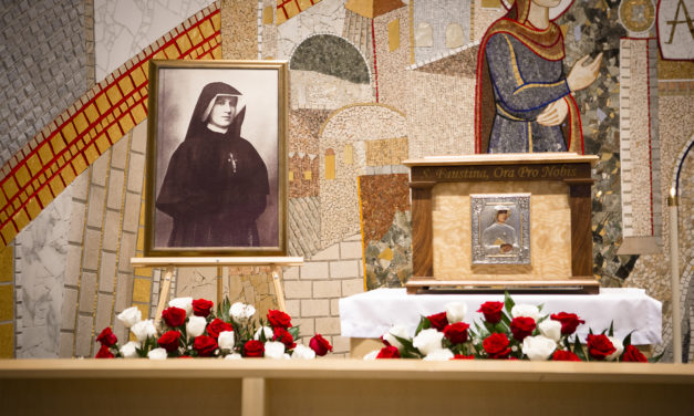 Bishop's Divine Mercy Sunday Prayers to be Livestreamed