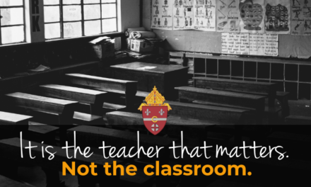 It's the Teacher That Makes the Difference, Not the Classroom