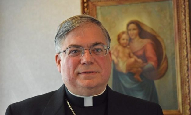 Bishop Schlert's Easter Message