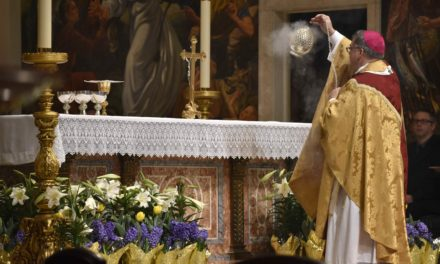 Easter Vigil and Easter Sunday: Alleluia is Our Song!