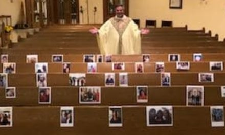 Diocese Starts Planning For the Time When Usual Attendance at Masses Might Resume