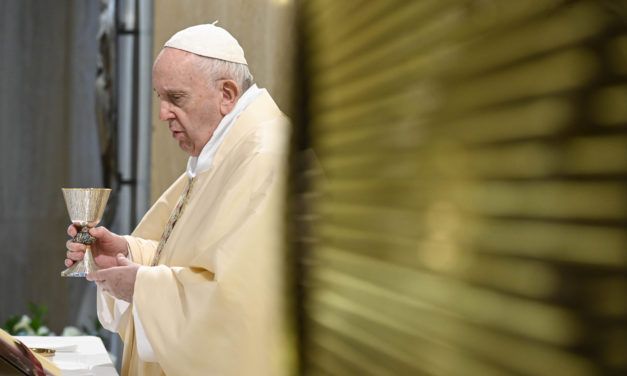 Pope Urges Families to Pray Rosary Together During May