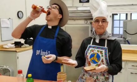 Priests Turn to Comedy to Keep Homebound Kids Engaged
