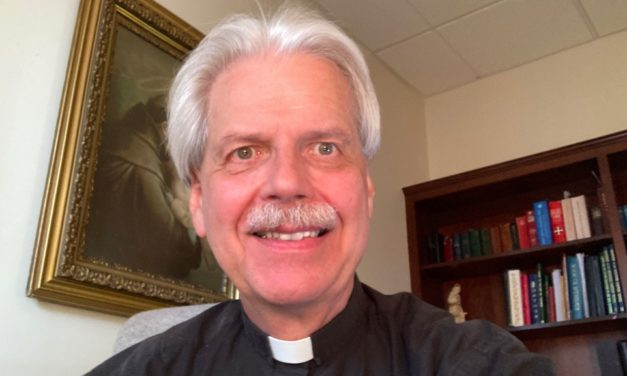 At Mid-Career, Father Stan Moczydlowski Left the Business World and Entered the Seminary