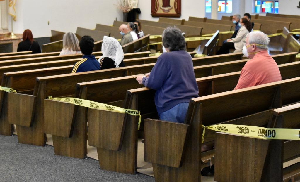 Parishioners Now Able to Return to Mass if They Desire