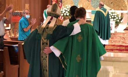Father Robert Potts Restored to Ministry