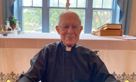 Monsignor Forst, Oldest Living Priest, Turns 95