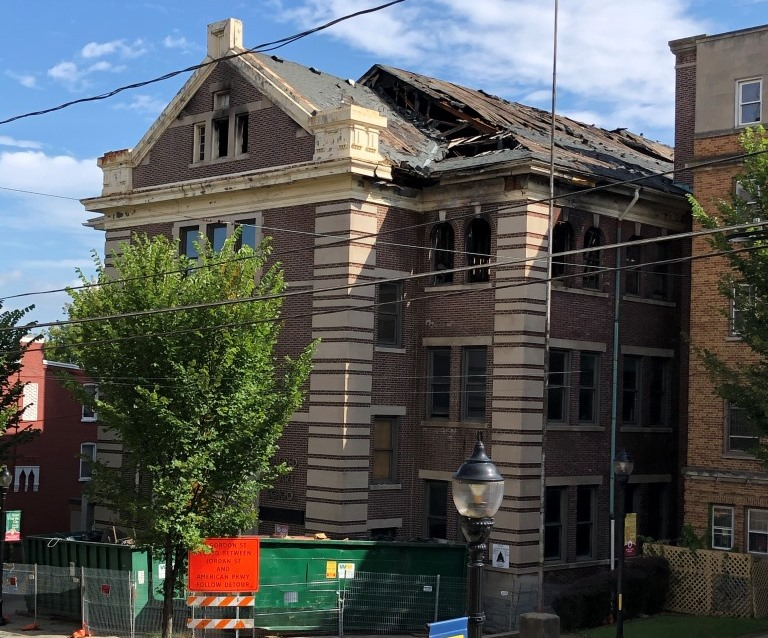Fire-Ravaged Elementary School Will Not Be Rebuilt