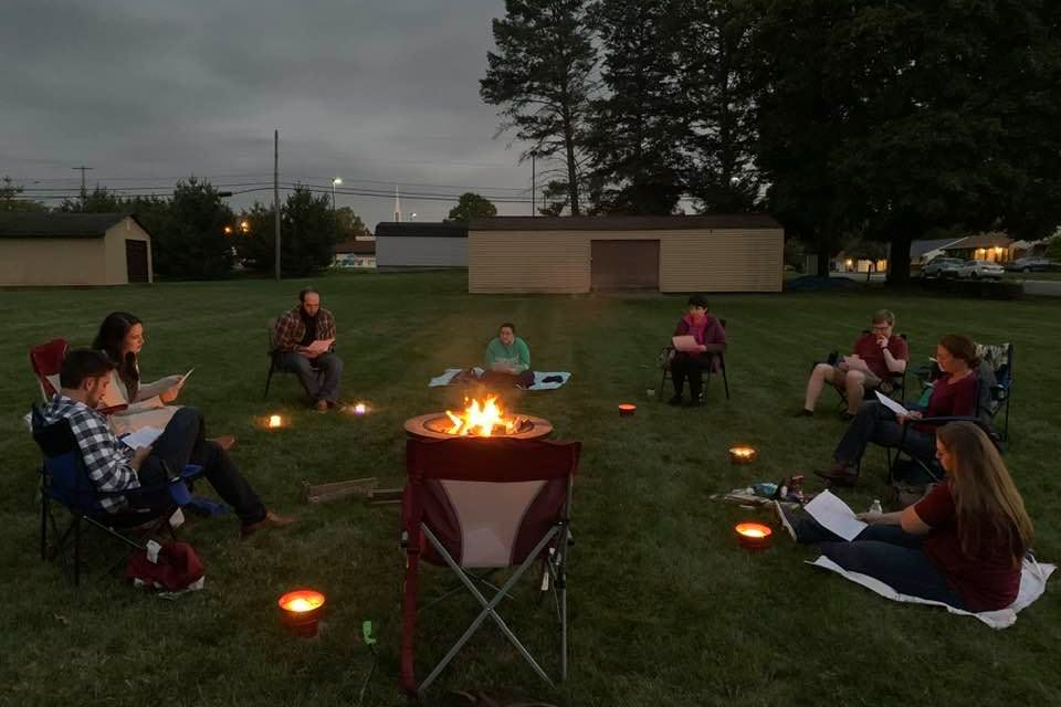 What Do S'mores and Scripture Have in Common?