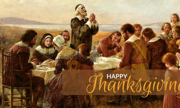 A Thanksgiving Message from Bishop Schlert