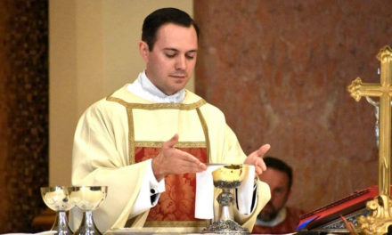 A Reflection: Deacon Philip Maas Knew 'There Must Be Something More'