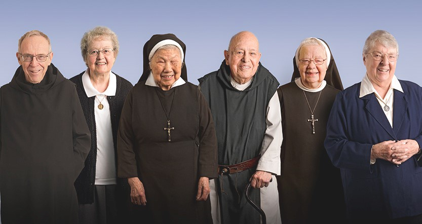 Annual Collection Helps Elderly Sisters, Brothers, Priests in Religious Orders