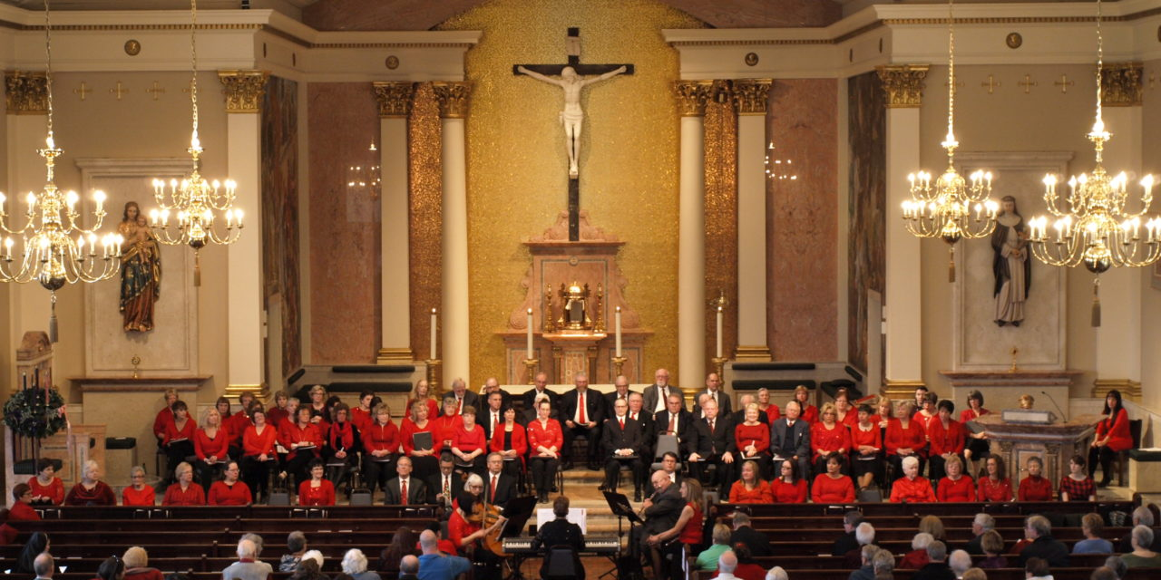 Cathedral Christmas Concert 'From Home' Now on YouTube