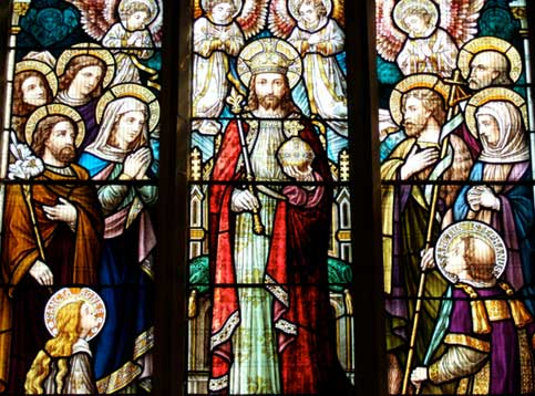 The Te Deum, a Special Prayer for New Year's Eve