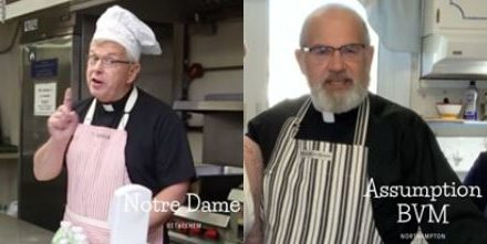 Cooks With Collars Results: Top Honors for Notre Dame of Bethlehem, and a Big Win for the Good Works of the Church