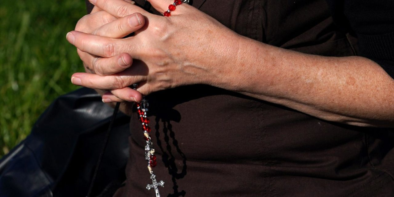 All are Invited to Pray a Monthly Family Rosary via Zoom