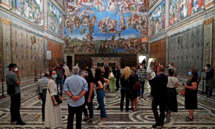 Meet the Man Who Holds the Keys to the Sistine Chapel