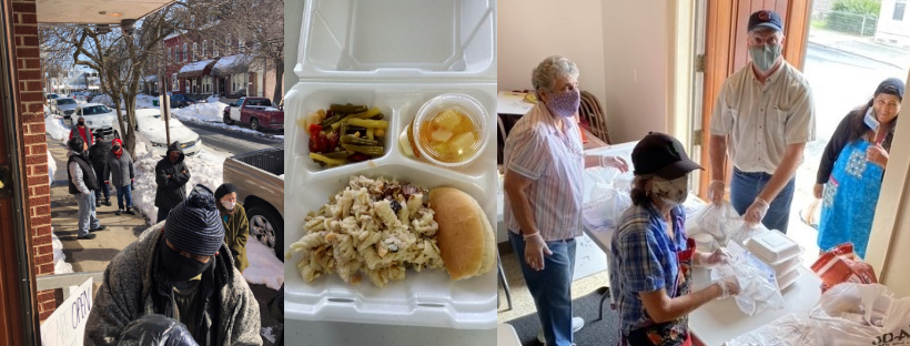 Catholic Charities Finds Creative Ways to Feed the Hungry During Pandemic Conditions