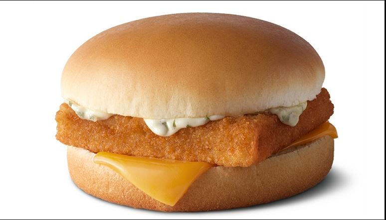 Friday in Lent? Check out this Review of the McDonald's Filet-O-Fish!