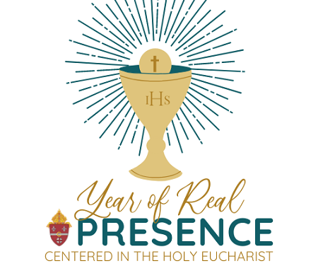 Year of the Real Presence Begins
