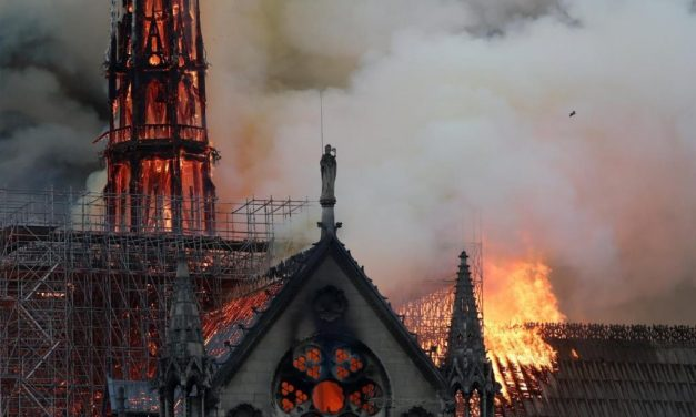 An Insider's Look at Restoring Notre Dame Cathedral