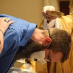 Bishop Welcomes 200 New Catholics