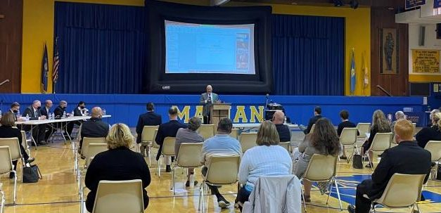 Diocese, Community Leaders Plan Framework to Enhance Catholic Education in Carbon and Schuylkill Counties