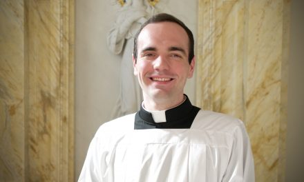 Bishop to Ordain Transitional Deacon, Final Step Before Priesthood
