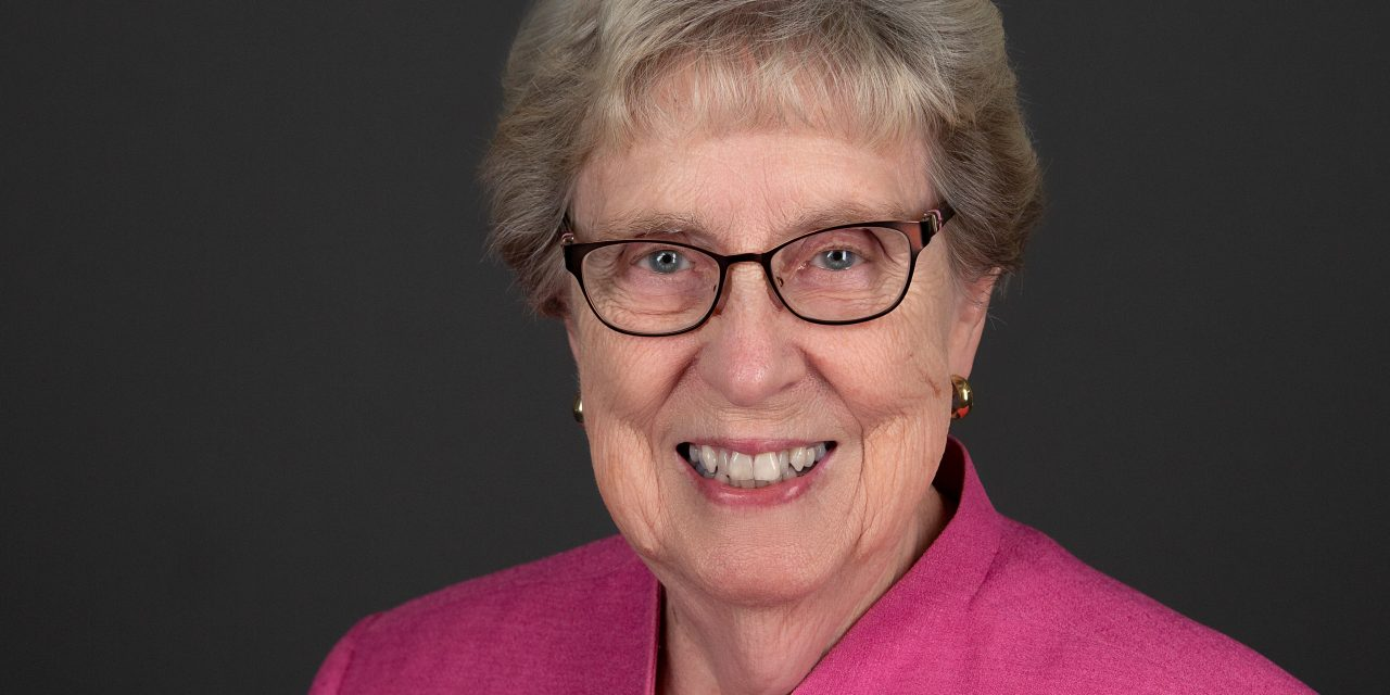 Sister Janice Marie Johnson Retiring after 65 Years in Ministry