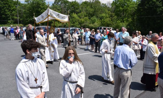 Celebrating the Real Presence on the Solemnity of Corpus Christi