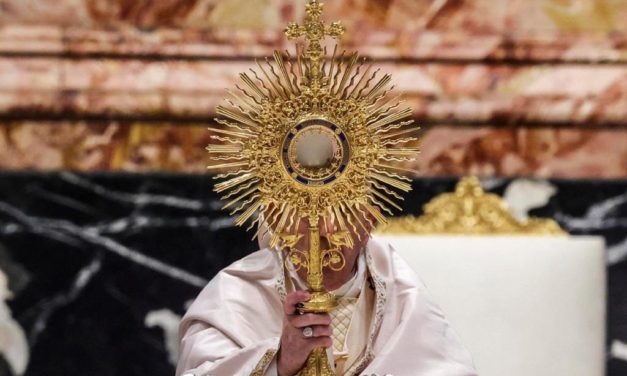 'Eucharistic Consistency' an Important Topic When Bishops Meet