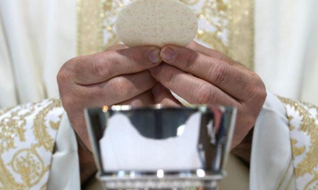 Bishops Vote in Favor of Creating Document on Holy Eucharist in Life of the Church