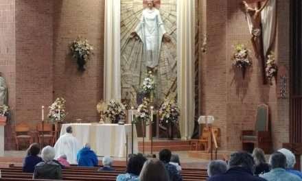 Diocesan Corpus Christi Celebration to be at St. Ambrose