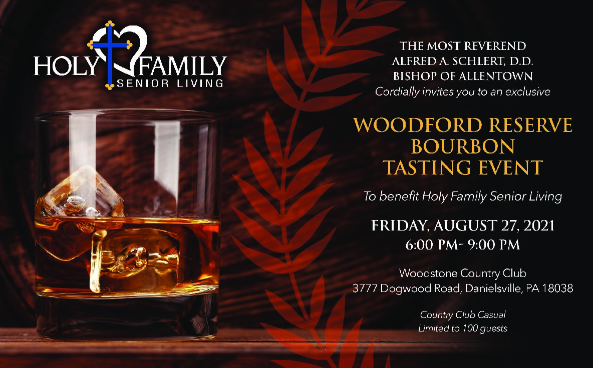 A Bourbon Tasting for a Good Cause