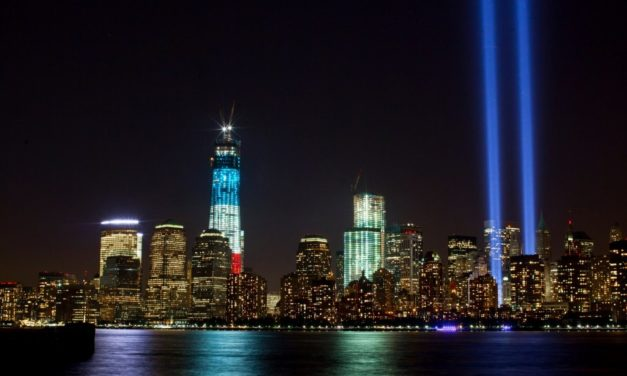 Remembering September 11 With Prayers, and With a Special Mass on Saturday. All Are Invited.