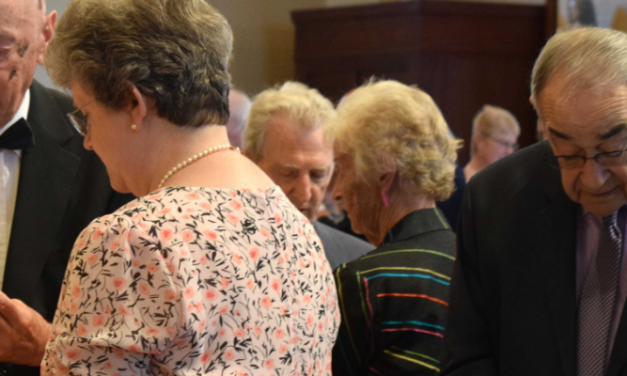 Anniversary Couples Celebrate Vocation of Marriage in Year of the Real Presence