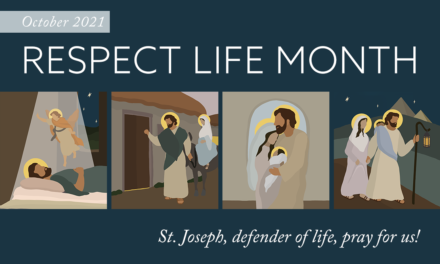 October is Respect Life Month. Here's What You Can Do to Take Part